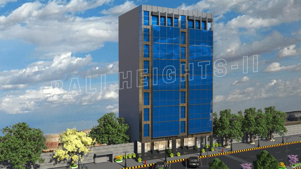 Bali Heights 2 In Bahria Town Karachi